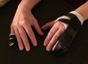 writer's hands ii
